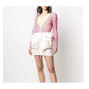 Brand new Jacquemus La Jupe mini skirt FR36